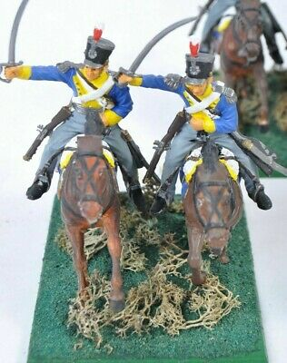 An Impressive Collection Of 1/32 Scale Napoleonic War Plastic Soldiers X 4 • 10£