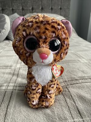 "10"" Patches Ty Beanie Boo Teddy Soft Toy • 0.99£"