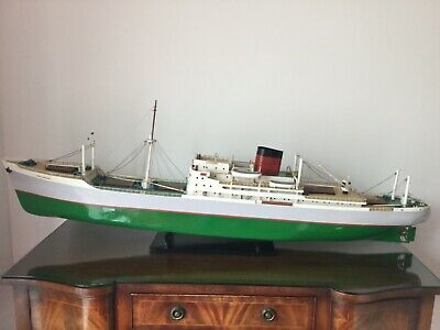 Model Boat 55 Inches Long.FREE UK DELIVERY Terms Apply  • 475£