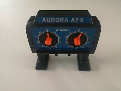 Tomy Aurora AFX Lap Counter Fully Refurbished  • 9.99£