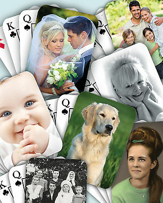 Personalised Playing Cards Gift • 12.50£