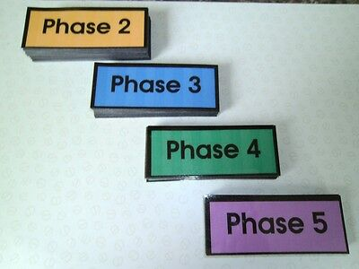 100 High Frequency Words Flash Cards Phases 2-5 NEW Sets Sold Individual • 9.95£
