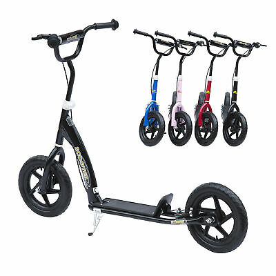 HOMCOM 4 Colours Push Scooter Teen Kids Children Stunt Bike Ride On • 62.99£