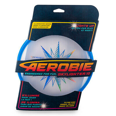 Aerobie Skylighter LED Flying Disc NEW • 12.99£