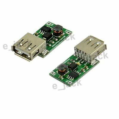 DC-DC Converter 1V-5V To 5V 300mA USB Output Step-UP Boost Module Phone Mp3/Mp4 • 4.40£