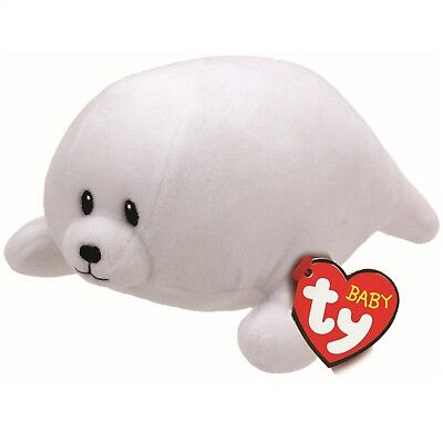 Ty Beanie Babies 32161 Tiny The White Seal Regular • 7.95£