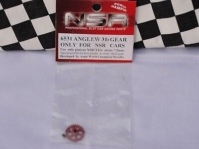 Nsr Anglewinder 31t Gear - Only For Nsr Cars  New 6531 • 5.75£