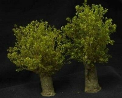 Set Of 3 Pollard Willows Scale:1/35 Scale Diorama Accessory • 19.99£