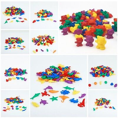 Sorting Counters Starter Pack Learning Motor Skills Maths Counting Montessori  • 5.95£