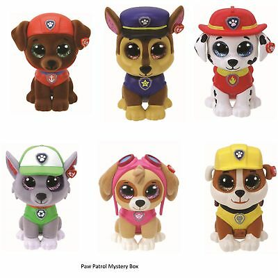 Ty Beanie Babies 25100 Mini Boo Collectible Paw Patrol • 7.95£