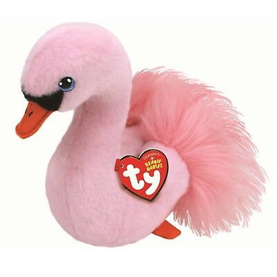 Ty Beanie Babies 41034 Odette The Pink Swan Regular • 7.50£