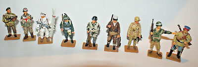 Del Prado Collection Military Minitures 1/32 Collectable Cast Painted Lead Army • 7.99£