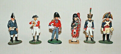 DEL PRADO Collection British Foot Soldiers Infantry • 7.99£