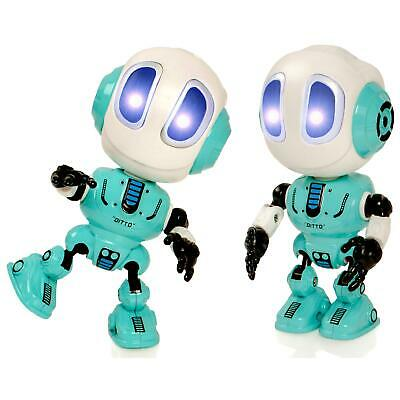 Ditto Voice Changing Repeating Mini Interactive Metal Talking Toy Robot Figure • 6.99£
