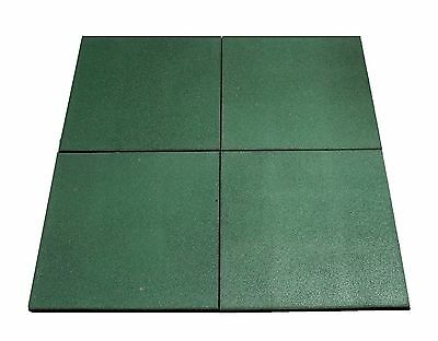Rubber Safety Matting Nonslip In And Outdoor Protection Tiles  • 58.99£