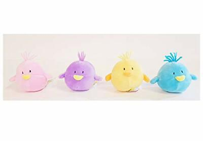 Cute Beanie Chick Easter Gift Super Soft Pastel Pink Lilac Yellow Spring Toy  • 6.95£