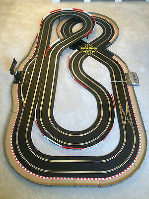Scalextric Digital Large Layout With Pit Lane Game & 4 Digital Cars Set  • 435£