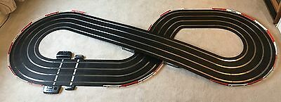 Scalextric Sport 4 Lane Large Layout With 2 Lap Counters & 4 Cars • 410£