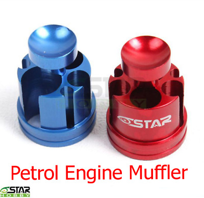 6STARHOBBY Simple Muffler Pepperpot  DLE20 DLE30 & Other Petrol Engines • 15.51£