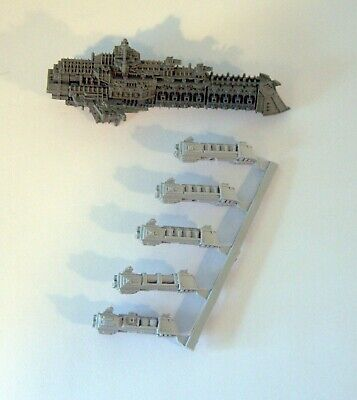 Battle Fleet Gothic Imperial Navy Transport X5 • 12.50£