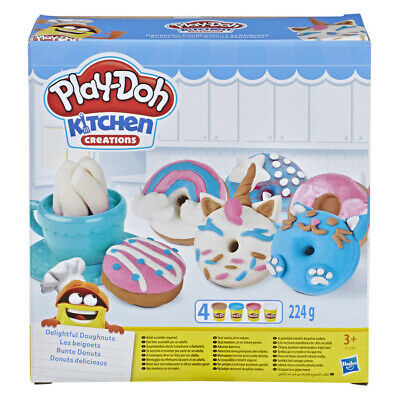 Play-Doh Delightful Donuts • 10.95£