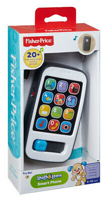 Fisher Price Laugh And Learn Smart Phone • 9.99£