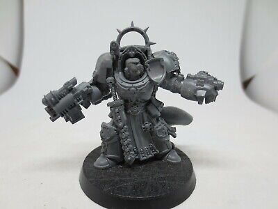 Space Marine Terminator Captain Collector's Edition 40k Exclusive Well Made A0 • 32.99£