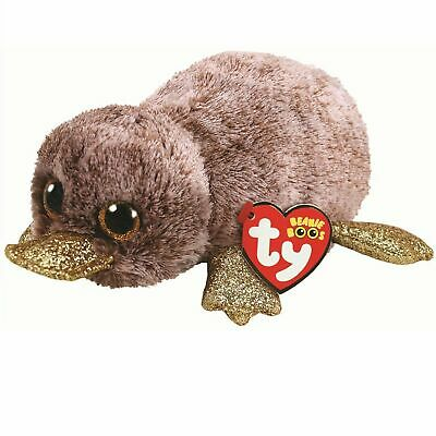 Ty Beanie Boos 36218 Perry The Brown Platypus Boo Regular • 6.99£