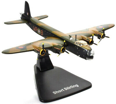 Short Stirling ,  Bombers Of WWII , 1:144 Scale Diecast Model • 15.99£