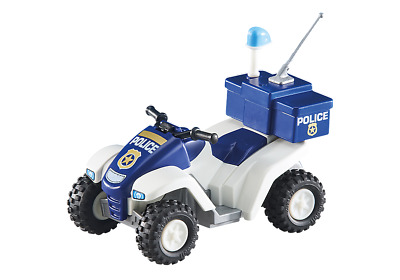 Playmobil 6504 - POLICE QUAD BIKE • 19£