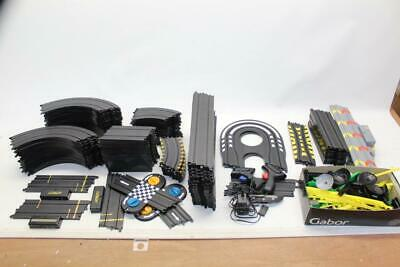 Large Joblot Of Scalextric Micro Slot Car Track & Accessories Good Condition • 125£