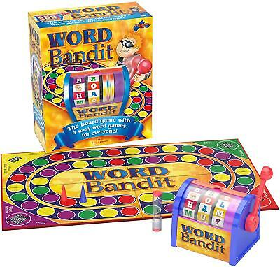 Word Bandit Family Or Childrens Board Game • 5.99£