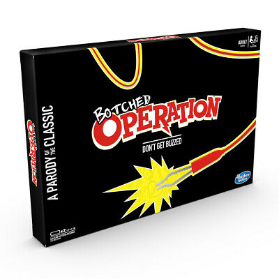 Botched Operation Board Game • 16.99£