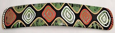 100% Authentic Hand Made Aboriginal Parrying Shield  • 337.66£