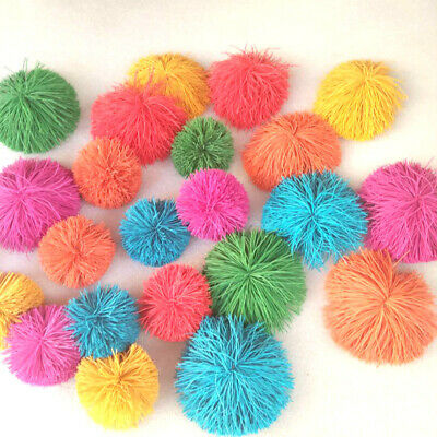 Stretchy String Ball 2 Pcs Colorful Elastic Tactile Fidget ADHD Sensory Toy Fun • 5.27£