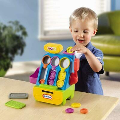 Little Tikes Count & Play Cash Register - Childrens Toy Supermarket Shop Till • 11.99£