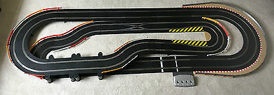 Scalextric Digital Layout With Hairpin / Flyover & 2 Cars • 300£