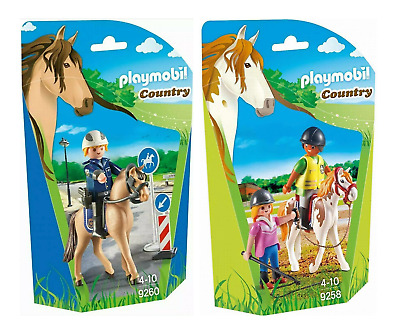 Playmobil Country Bundle 9258 & 9260 • 7.99£