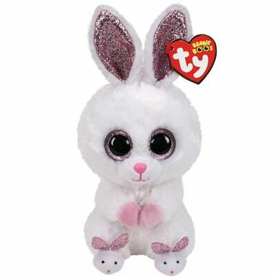 Ty Beanie Babies Boos Easter 2020 Slippers Rabbit Bunny Plush Soft Toy Bnwt • 9.95£