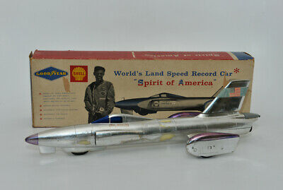 1963 Spirit Of America Land Speed Record Car 1/20th Scale WEN MAC - C/w With Box • 149£
