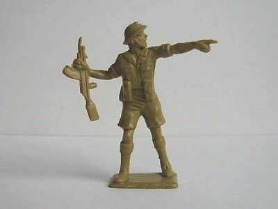 1 X CHERILEA  WWII BRITISH 8th ARMY INFANTRY SOLDIER . GREAT CONDITION. • 2.50£