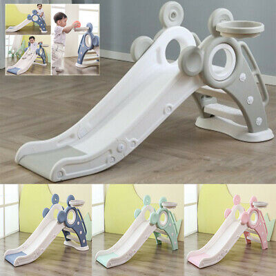 Design Childrens Kids Baby First Slide Indoor Outdoor Garden Play Toy Foldable • 37.96£