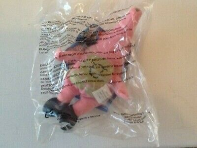McDonalds Clangers Soft Toy In Sealed Bag (s/case) • 3.50£