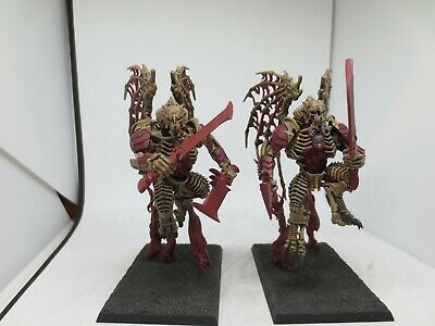 Warhammer Legions Of Nagash Morghast Harbingers X2 Well Painted G225 • 44.99£