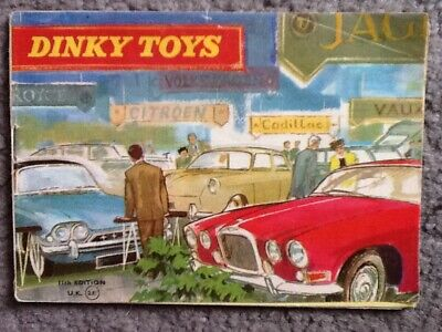Dinky Toys Catalogue 11th Edition • 14.75£