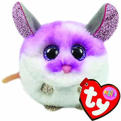 Ty Puffies Colby Mouse • 6.98£