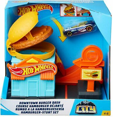 Hot Wheels City Downtown Burger Dash • 16.99£
