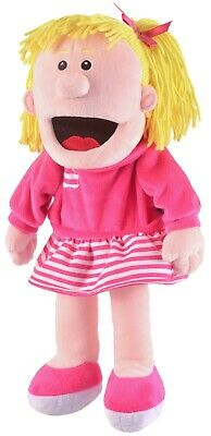 Girl Puppet With Moving Mouth (as Featured On SA's Got Talent) • 20£