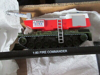 1:80 Fire Commander Tank Model Collectable  • 9.99£