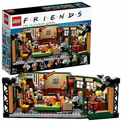 LEGO 21319 Ideas Central Perk Friends TV Show Series Anniversary Set • 64.95£